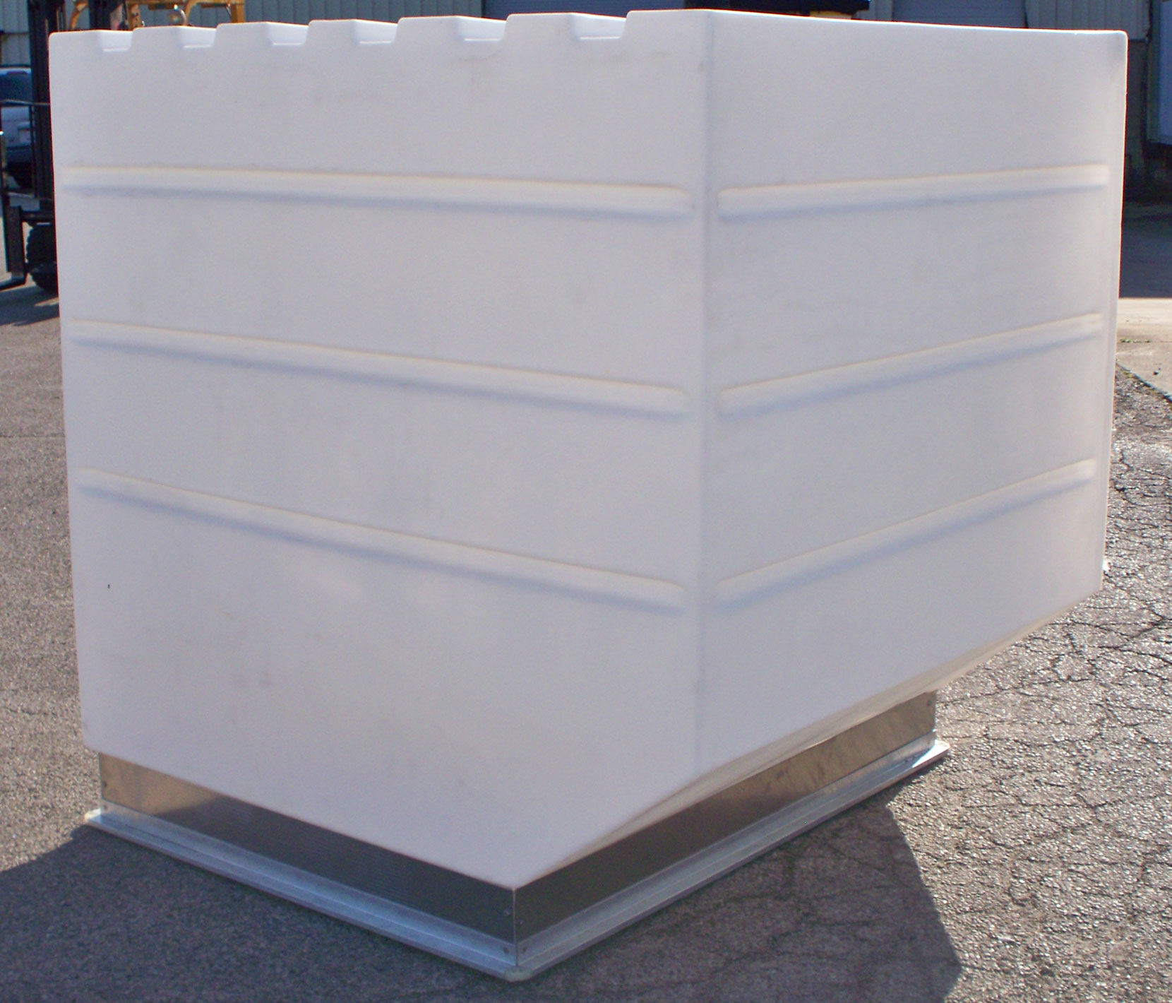 Granger Aerospace ULD 2, LD 2, Granger Aerospace Products, AIr Cargo Container